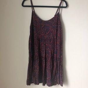Mossimo Target Paisley Dress L